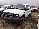 2000 Ford F350 4x4 Extended-Cab Pickup Truck