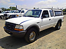 2000 Ford Ranger 4x4 Extended-Cab Pickup Truck