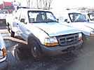 2000 Ford Ranger 4x4 Extended-Cab Pickup Truck