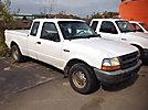 2000 Ford Ranger Extended-Cab Pickup Truck