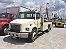 2000 Freightliner FL70 Flatbed Truck