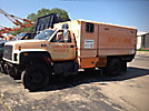 2000 GMC C6500 Chipper Dump Truck