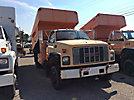 2000 GMC C6500 Chipper Dump Truck