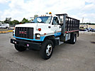 2000 GMC C7500 Flatbed Truck