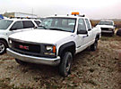 2000 GMC K2500 4x4 Extended-Cab Pickup Truck