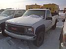 2000 GMC K2500 4x4 Pickup Truck