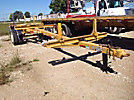 2000 Homemade Extendable Pole/Material Trailer