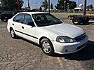 2000 Honda Civic 4-Door Sedan