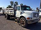 2000 International 4700 Flatbed Truck,