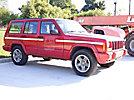2000 Jeep Cherokee 4x4 4-Door Sport Utility Vehicle