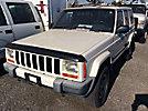 2000 Jeep Cherokee Sport 4x4 4-Door Sport Utility Vehicle