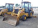 2000 John Deere 310E Tractor Loader Backhoe