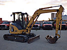 2000 Komatsu PC50MR-2 Mini Hydraulic Excavator, new Liner Shoes to replace current missing tracks (refer to attached photos for Komatsu part numbers)