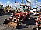 2000 Kubota L35 4x4 Tractor Loader Backhoe