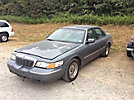 2000 Mercury Grand Marquis GS 4-Door Sedan