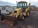 2000 New Holland 655E 4x4 Tractor Loader Backhoe