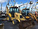 2000 New Holland LB75B 4x4 Tractor Loader Extendahoe