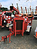 2000 Performance First 200XP Chipper (12 Disc), trailer mtd