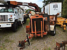 2000 Performance First Brush Bandit 250XP Chipper (12 Disc), trailer mtd