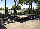 2000 Redi Haul T/A Tagalong Equipment Trailer