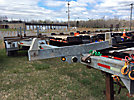 2001 Allegheny HD-EXPT-9T Galvanized Extendable Pole Trailer