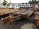 2001 Butler B2422-FD 12 Ton T/A Tagalong Equipment Trailer