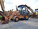 2001 Case 580 Super M 4x4 Tractor Loader Extendahoe