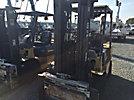 2001 Caterpillar DP25KD Pneumatic Tired Forklift