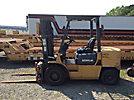 2001 Caterpillar DP30K Pneumatic Tired Forklift
