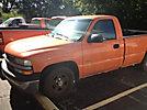 2001 Chevrolet C1500 Pickup Truck