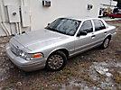 2001 Chevrolet Crown Victoria 4-Door Sedan