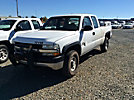 2001 Chevrolet K2500HD 4x4 Extended-Cab Pickup Truck