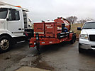 2001 Ditch Witch FX30 Vacuum Excavation Trailer, s/n 2V0117