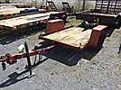 2001 Ditch Witch S2A S/A Tagalong Trailer