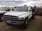2001 Dodge D3500 Flatbed Truck
