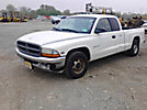 2001 Dodge Dakota Extended-Cab Pickup Truck