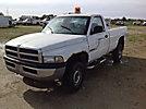 2001 Dodge W2500 4x4 Pickup Truck