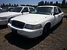 2001 Ford Crown Victoria 4-Door Sedan