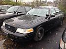 2001 Ford Crown Victoria 4-Door Sedan