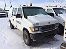 2001 Ford E350 Cargo Van