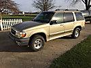 2001 Ford Explorer 4x4 4-Door Sport Utility Vehicle