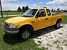 2001 Ford F150 4x4 Extended-Cab Pickup Truck