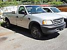 2001 Ford F150 4x4 Pickup Truck