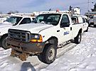 2001 Ford F350 4x4 Pickup Truck