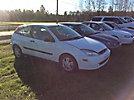2001 Ford Focus ZX3 2-Door Coupe