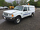 2001 Ford Ranger 4x4 Extended-Cab Pickup Truck