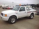 2001 Ford Ranger 4x4 Pickup Truck