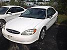 2001 Ford Taurus LX 4-Door Sedan
