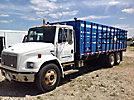 2001 Freightliner FL80 T/A Stake Truck