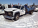 2001 GMC C3500HD Flatbed Truck